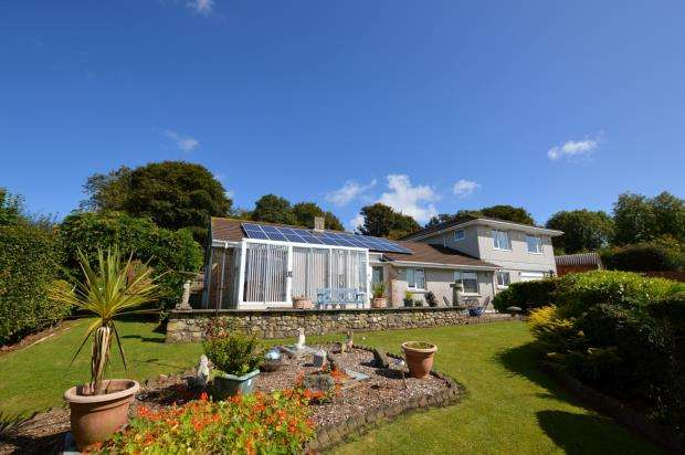 3 Bedrooms Detached Bungalow for sale in Rillaton, Callington, Cornwall