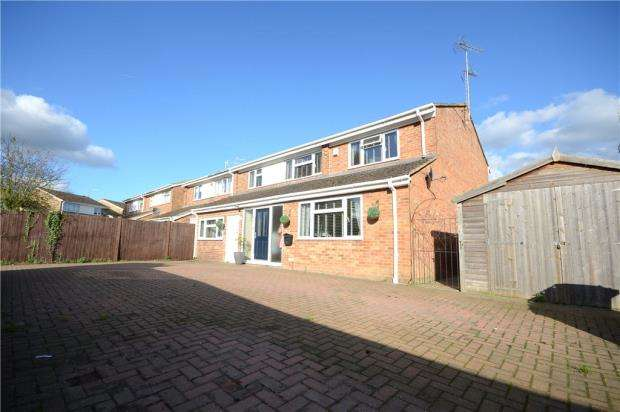 5 Bedrooms Semi Detached House for sale in Melford Green, Caversham, Reading