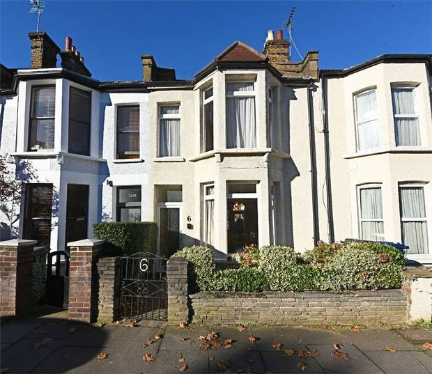 3 Bedrooms Terraced House for sale in Bedford Road, East Finchley, N2