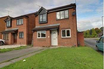 4 Bedrooms Detached House for sale in Helen Sharman Drive, Stafford