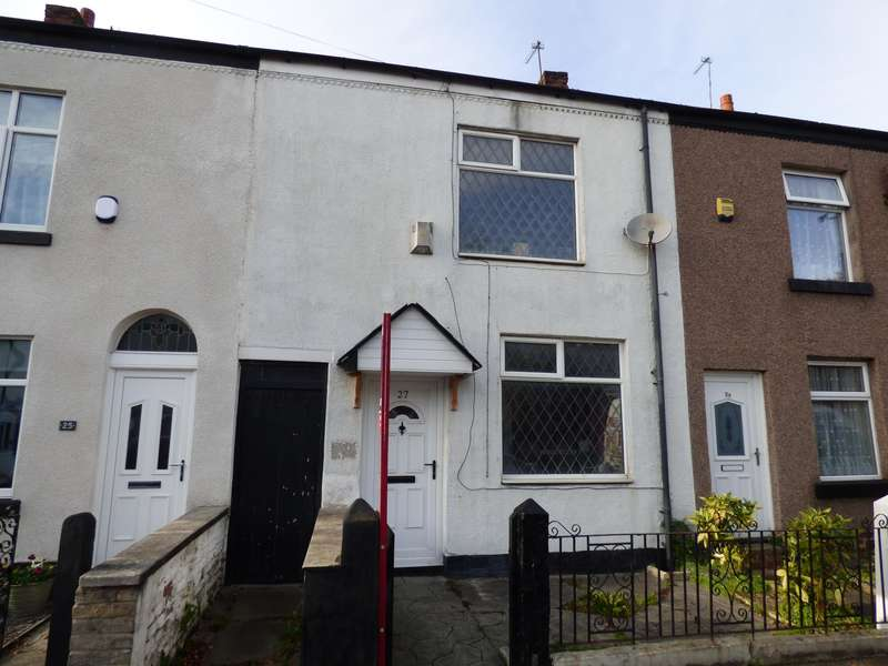 2 Bedrooms Terraced House for sale in Chapel Street, Hazel Grove, Stockport