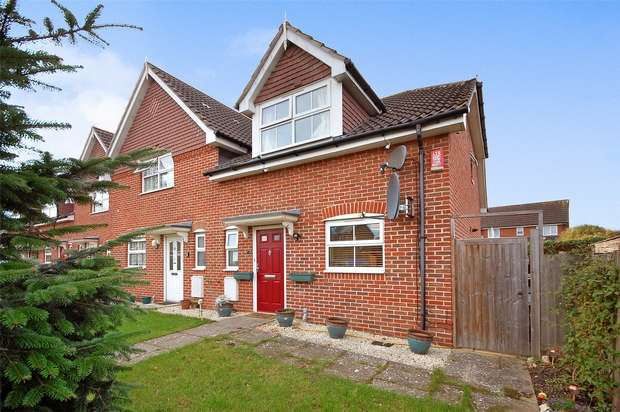 3 Bedrooms Semi Detached House for sale in Aldershot, Hampshire