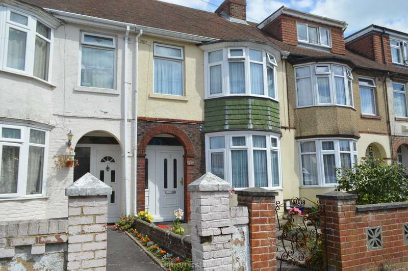 3 Bedrooms Terraced House for sale in Torquay Avenue, Elson