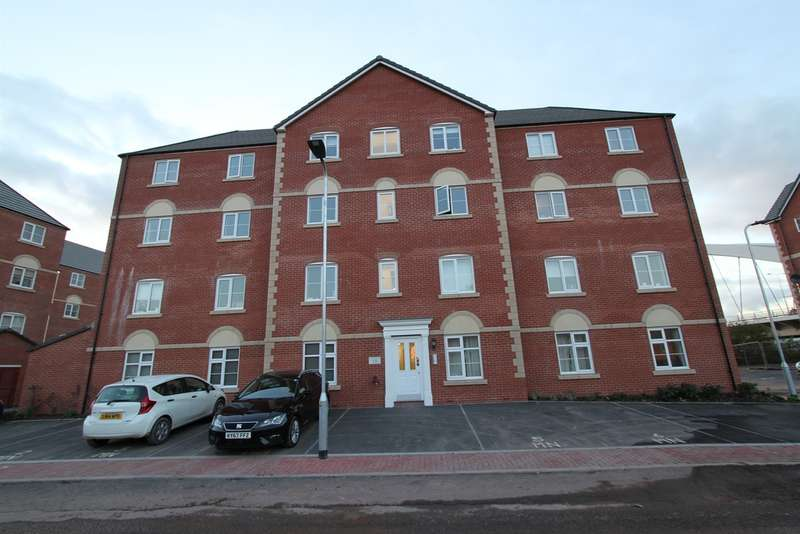 2 Bedrooms Apartment Flat for sale in Anderson Grove, Lysaght Village, Newport