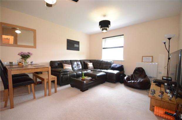 1 Bedroom Apartment Flat for sale in Colebrook House, Ashville Way, Wokingham