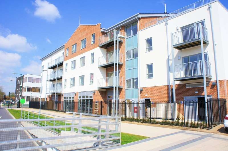 2 Bedrooms Flat for sale in Trinity Apts, 1 Trinity Way