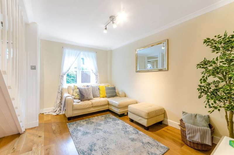 2 Bedrooms House for sale in Francis Close, Isle Of Dogs, E14