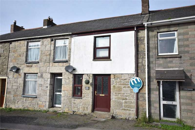 2 Bedrooms Terraced House for sale in Fore Street, Barripper, Camborne