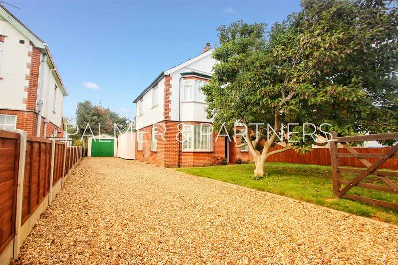 3 Bedrooms Detached House for sale in Mersea Road, Colchester