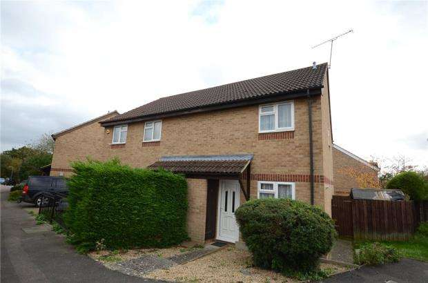 2 Bedrooms End Of Terrace House for sale in Jupiter Way, Wokingham, Berkshire