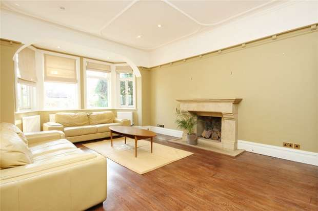 6 Bedrooms Detached House for rent in Denbigh Road, Ealing