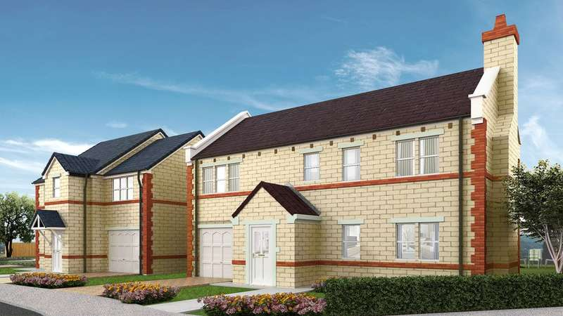 5 Bedrooms House for sale in Limetrees, Pontefract, West Yorkshire, WF8
