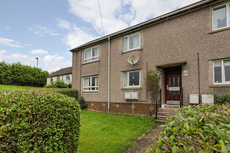 1 Bedroom Ground Flat for sale in Merkland Place, Kirkintilloch, Glasgow, G66 3SN