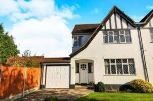 4 Bedrooms Semi Detached House for sale in Courtlands Avenue, Hayes, Bromley, Kent