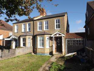 3 Bedrooms Semi Detached House for sale in Poole Road, Epsom, Surrey
