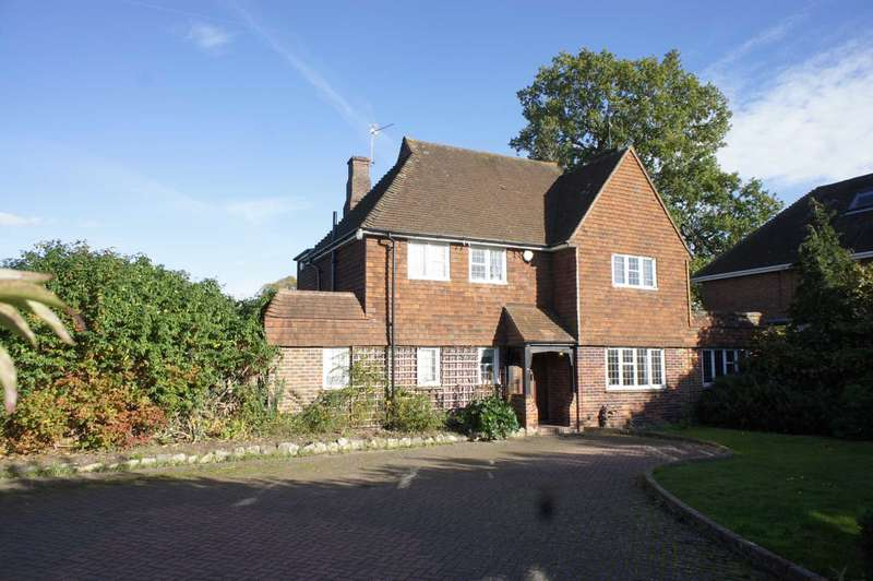 4 Bedrooms Detached House for sale in Peppard Road, Emmer Green