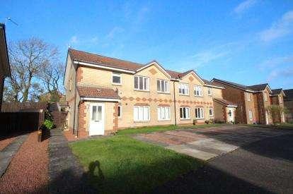 2 Bedrooms Flat for sale in Vryburg Crescent, Lindsayfield