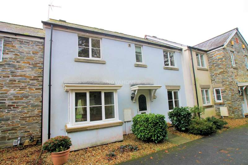 4 Bedrooms Terraced House for sale in Redvers Grove, Plympton, PL7 1HU