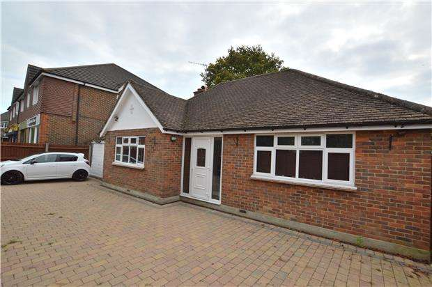 3 Bedrooms Detached Bungalow for sale in HORLEY, RH6