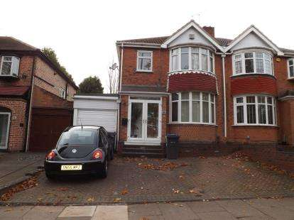 3 Bedrooms Semi Detached House for sale in Wolverhampton Road South, Quinton, Birmingham, West Midlands