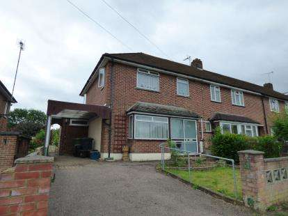 3 Bedrooms End Of Terrace House for sale in Tudor Avenue, Cheshunt, Waltham Cross, Hertfordshire