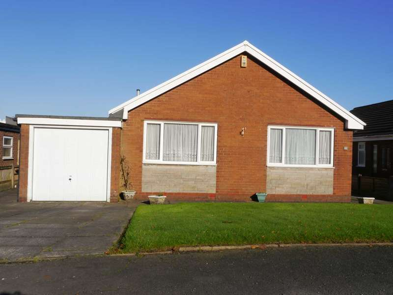 3 Bedrooms Detached Bungalow for sale in Armadale Road, Ladybridge