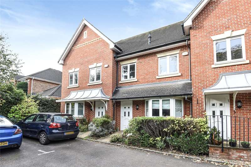 4 Bedrooms Mews House for sale in Opulens Place, Northwood, Middlesex, HA6