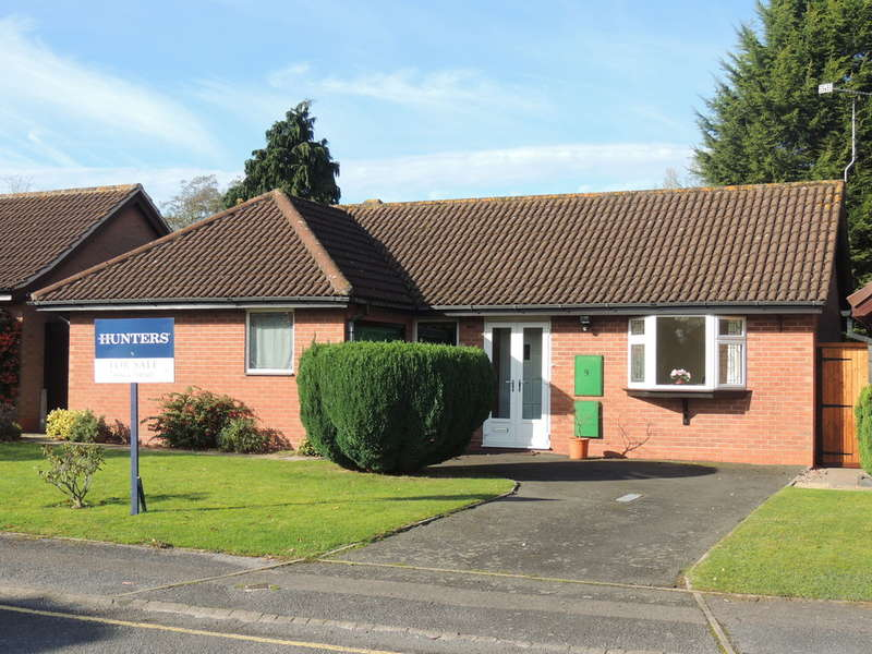 2 Bedrooms Detached Bungalow for sale in Widney Close, Bentley Heath, Solihull