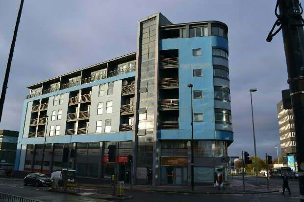 1 Bedroom Apartment Flat for sale in Shandon Court, 73 London Road, Liverpool