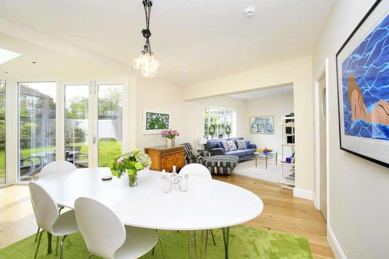4 Bedrooms Detached House for rent in Sheen Wood, East Sheen, SW14