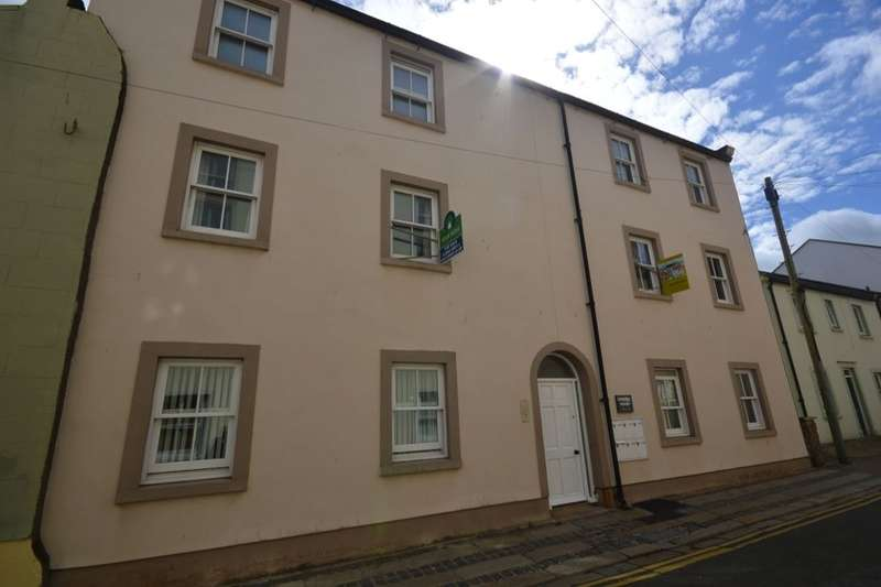 1 Bedroom Flat for sale in Howgill Street, Whitehaven, CA28