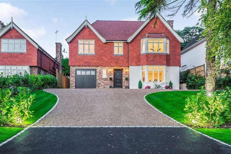 6 Bedrooms Detached House for sale in St. Marys Road, Leatherhead, Surrey