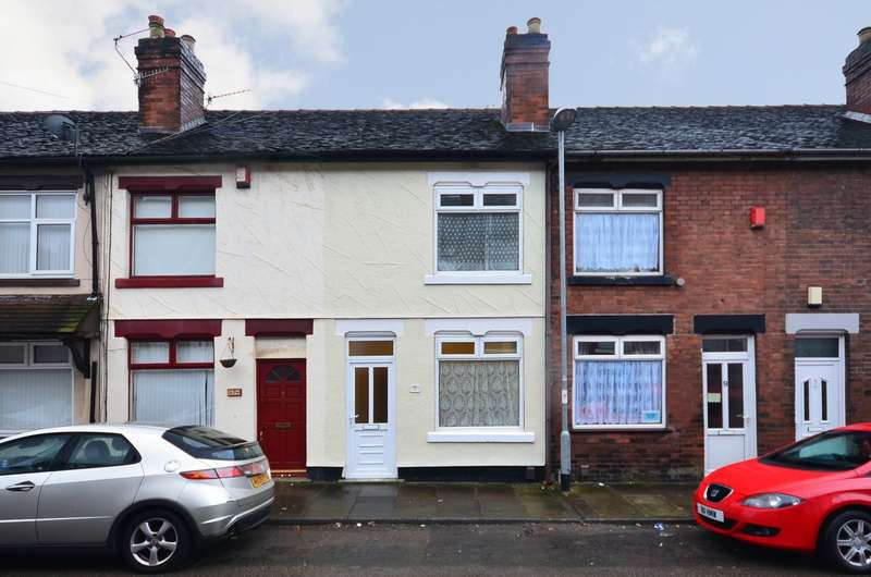 2 Bedrooms Terraced House for sale in ****NEW**** Heber Street, Longton, ST3 1LA