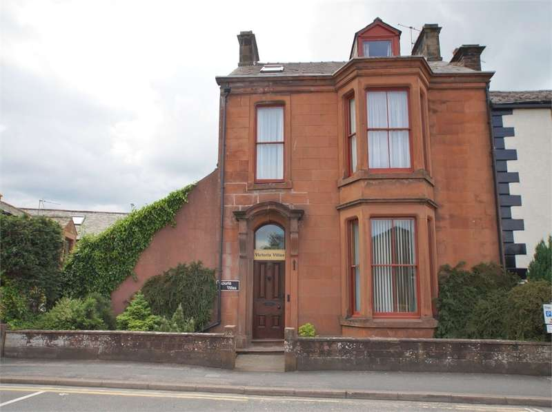 5 Bedrooms End Of Terrace House for sale in CA11 8HR Victoria Road, Penrith, Cumbria