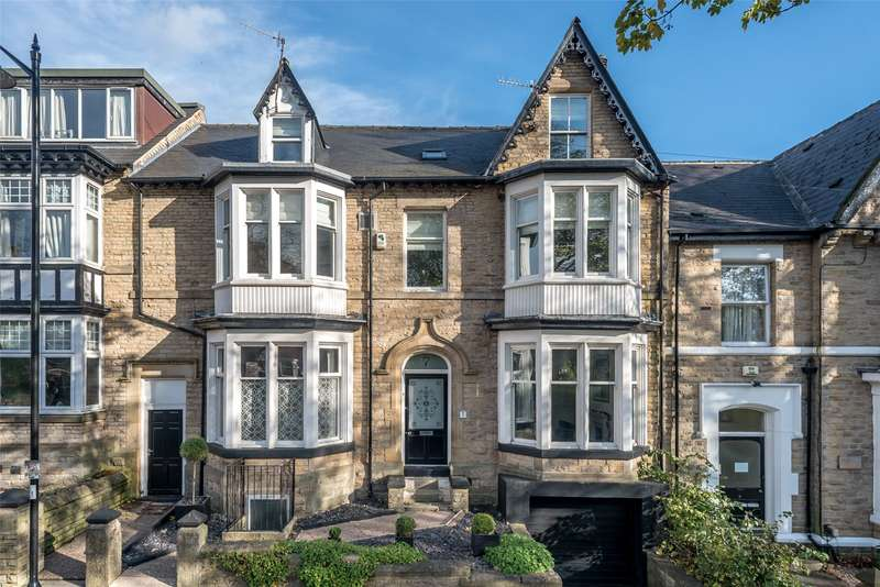 5 Bedrooms Terraced House for sale in Steade Road, Nether Edge, Sheffield, S7