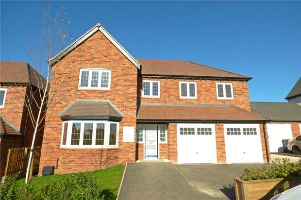 5 Bedrooms Detached House for sale in Royal Park, The Long Shoot, Nuneaton, Warwickshire