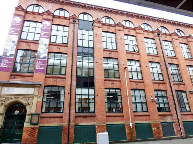 2 Bedrooms Flat for sale in 19 Yeoman Street, Leicester