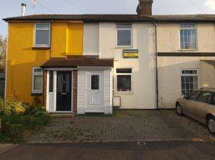 2 Bedrooms Terraced House for sale in Canterbury Road, Willesborough, Ashford, Kent