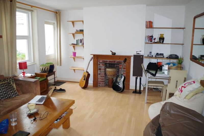2 Bedrooms Flat for rent in Westbourne Gardens Patio Apartment