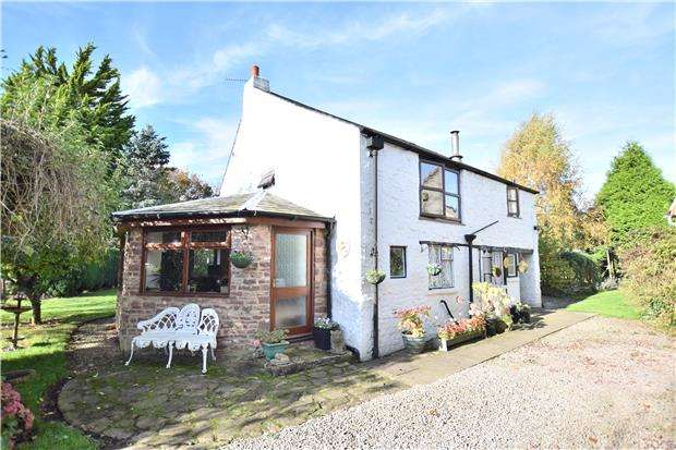 3 Bedrooms Cottage House for sale in Northwood Green, WESTBURY-ON-SEVERN, Gloucestershire, GL14 1NA