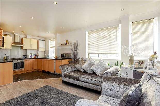 1 Bedroom Flat for sale in Thornton Road, THORNTON HEATH, CR7