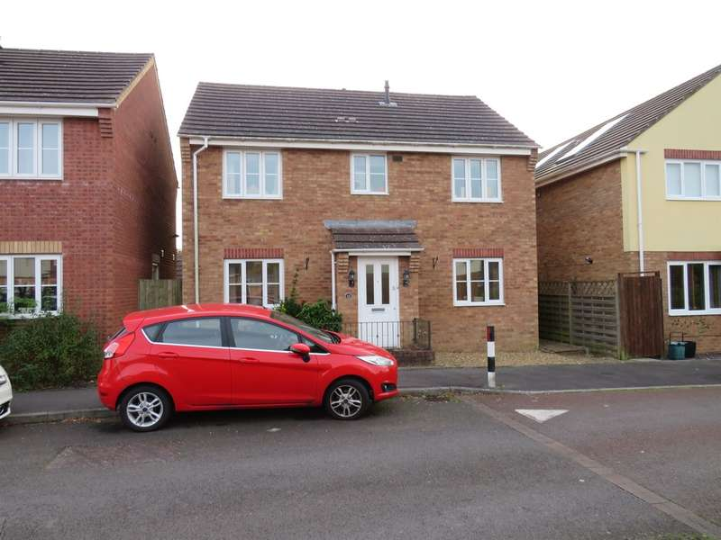 4 Bedrooms Detached House for sale in Golwg Y Bont, BLACKWOOD