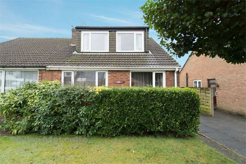 2 Bedrooms Semi Detached House for sale in Hampshire Close, Bury, Lancashire, BL9