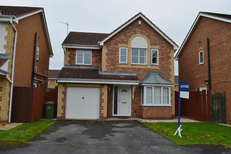 4 Bedrooms Detached House for sale in Penberry Gardens, Ingleby Barwick, Stockton-on-Tees, TS17 5ED