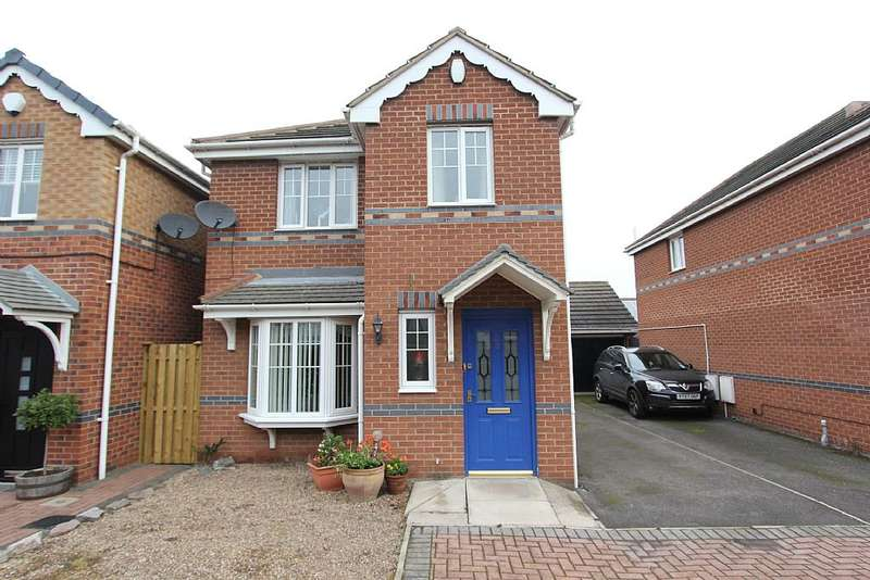 3 Bedrooms Detached House for sale in Doncaster Road, Wath-upon-dearne, Rotherham, South Yorkshire, S63