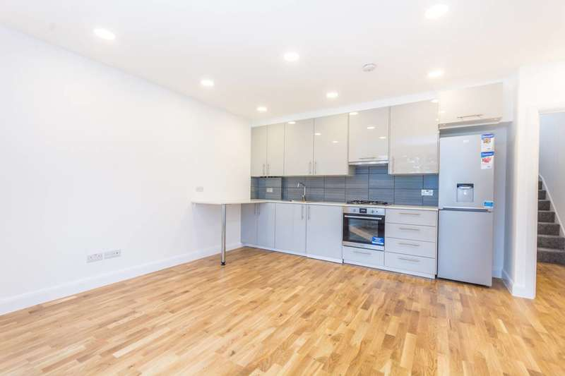 2 Bedrooms House for sale in Park View Gardens, Wood Green, N22