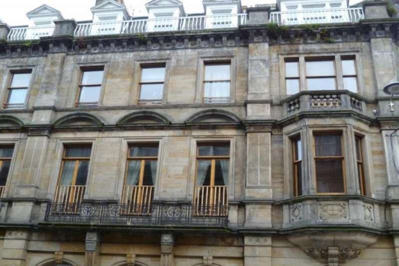 2 Bedrooms Flat for rent in Queensgate, Inverness, IV1