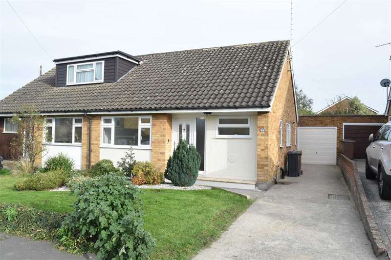 2 Bedrooms Bungalow for sale in Lathcoates Crescent, Chelmsford