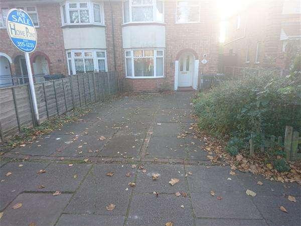 3 Bedrooms End Of Terrace House for sale in Kings Road, Kingstanding, Birmingham