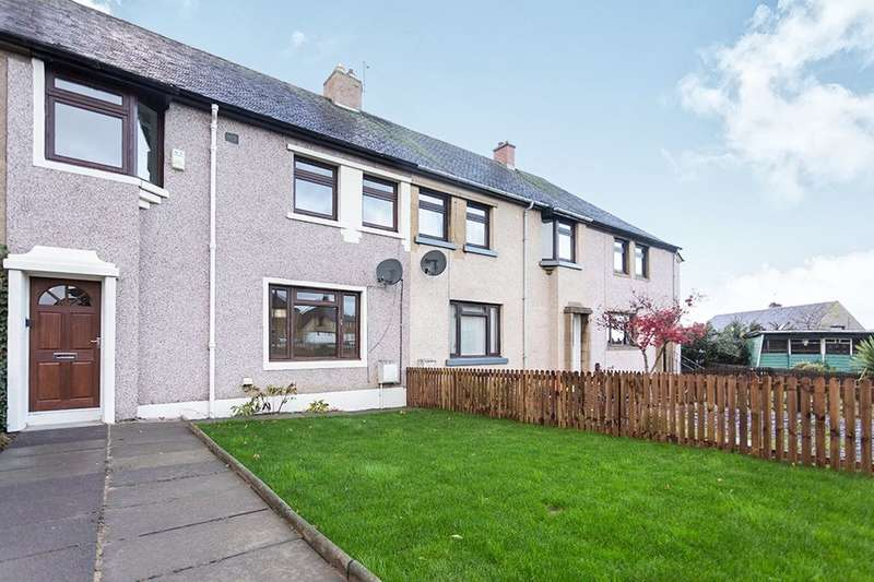 3 Bedrooms Property for sale in Primrose Crescent, Dalkeith, EH22